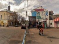 Ситилайт №235872 в городе Коломыя (Ивано-Франковская область), размещение наружной рекламы, IDMedia-аренда по самым низким ценам!