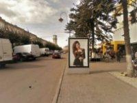 Ситилайт №235873 в городе Коломыя (Ивано-Франковская область), размещение наружной рекламы, IDMedia-аренда по самым низким ценам!