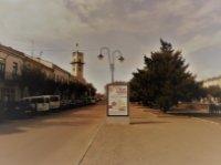 Ситилайт №235876 в городе Коломыя (Ивано-Франковская область), размещение наружной рекламы, IDMedia-аренда по самым низким ценам!