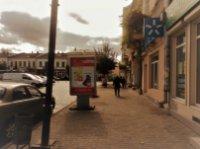Ситилайт №235878 в городе Коломыя (Ивано-Франковская область), размещение наружной рекламы, IDMedia-аренда по самым низким ценам!