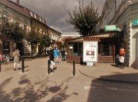Ситилайт №235879 в городе Коломыя (Ивано-Франковская область), размещение наружной рекламы, IDMedia-аренда по самым низким ценам!