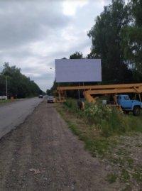 Билборд №235966 в городе Ивановцы (Ивано-Франковская область), размещение наружной рекламы, IDMedia-аренда по самым низким ценам!