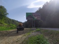 Билборд №236025 в городе Яблонов (Ивано-Франковская область), размещение наружной рекламы, IDMedia-аренда по самым низким ценам!