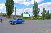 Билборд №236031 в городе Бахмут(Артемовск) (Донецкая область), размещение наружной рекламы, IDMedia-аренда по самым низким ценам!