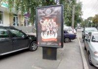 Ситилайт №236082 в городе Чернигов (Черниговская область), размещение наружной рекламы, IDMedia-аренда по самым низким ценам!