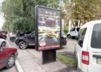Ситилайт №236083 в городе Чернигов (Черниговская область), размещение наружной рекламы, IDMedia-аренда по самым низким ценам!
