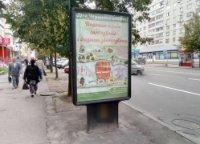 Ситилайт №236097 в городе Чернигов (Черниговская область), размещение наружной рекламы, IDMedia-аренда по самым низким ценам!