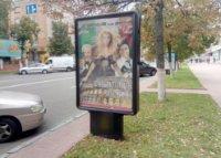Ситилайт №236101 в городе Чернигов (Черниговская область), размещение наружной рекламы, IDMedia-аренда по самым низким ценам!