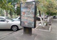 Ситилайт №236114 в городе Чернигов (Черниговская область), размещение наружной рекламы, IDMedia-аренда по самым низким ценам!