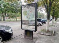 Ситилайт №236116 в городе Чернигов (Черниговская область), размещение наружной рекламы, IDMedia-аренда по самым низким ценам!
