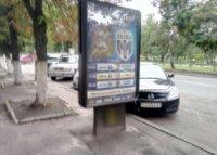 Ситилайт №236117 в городе Чернигов (Черниговская область), размещение наружной рекламы, IDMedia-аренда по самым низким ценам!