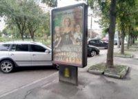 Ситилайт №236118 в городе Чернигов (Черниговская область), размещение наружной рекламы, IDMedia-аренда по самым низким ценам!