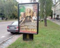 Ситилайт №236123 в городе Чернигов (Черниговская область), размещение наружной рекламы, IDMedia-аренда по самым низким ценам!