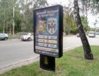 Ситилайт №236125 в городе Чернигов (Черниговская область), размещение наружной рекламы, IDMedia-аренда по самым низким ценам!