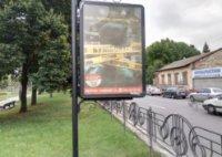 Ситилайт №236161 в городе Чернигов (Черниговская область), размещение наружной рекламы, IDMedia-аренда по самым низким ценам!