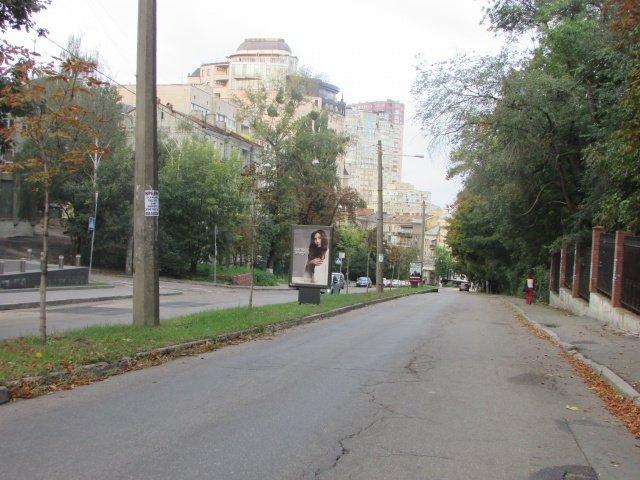 Ситилайт №236724 в городе Киев (Киевская область), размещение наружной рекламы, IDMedia-аренда по самым низким ценам!