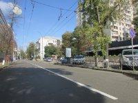 Ситилайт №236749 в городе Киев (Киевская область), размещение наружной рекламы, IDMedia-аренда по самым низким ценам!