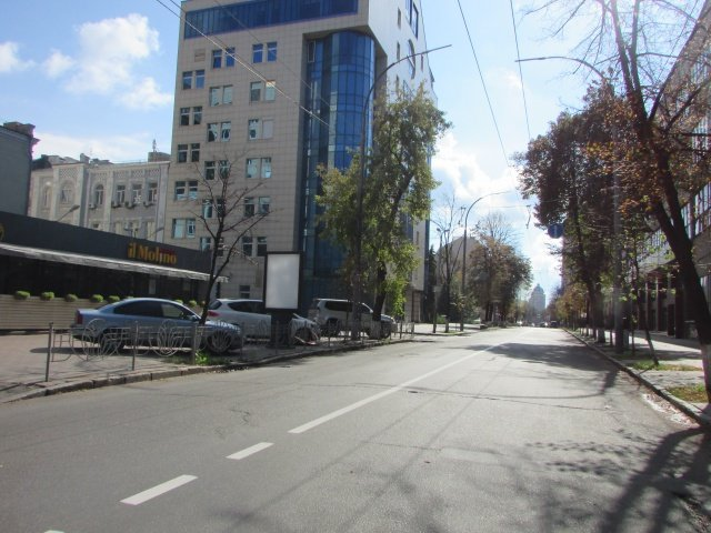 Ситилайт №236750 в городе Киев (Киевская область), размещение наружной рекламы, IDMedia-аренда по самым низким ценам!