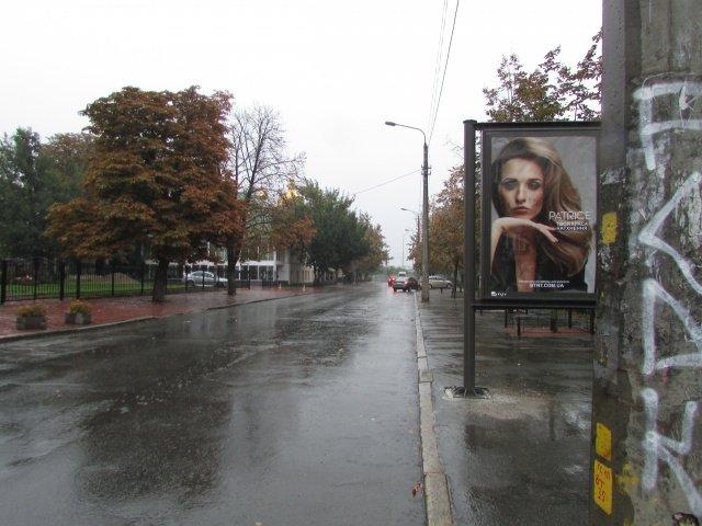 Ситилайт №236766 в городе Киев (Киевская область), размещение наружной рекламы, IDMedia-аренда по самым низким ценам!