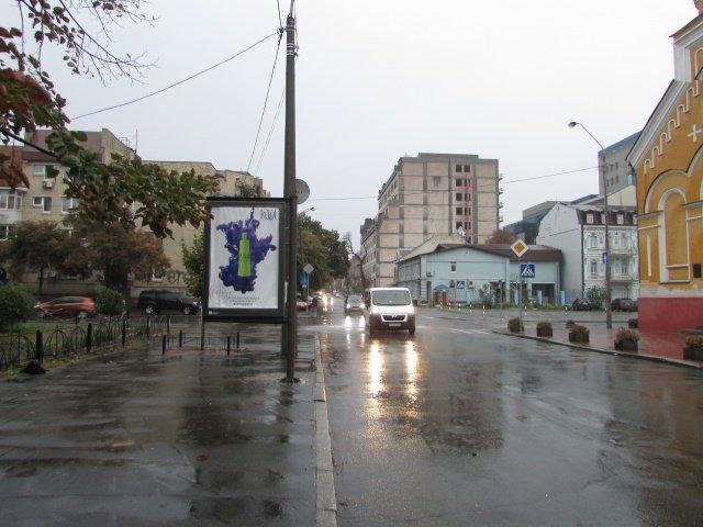 Ситилайт №236767 в городе Киев (Киевская область), размещение наружной рекламы, IDMedia-аренда по самым низким ценам!