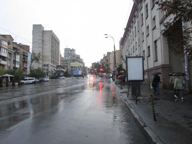 Ситилайт №236836 в городе Киев (Киевская область), размещение наружной рекламы, IDMedia-аренда по самым низким ценам!