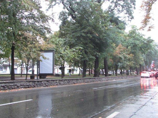 Ситилайт №236847 в городе Киев (Киевская область), размещение наружной рекламы, IDMedia-аренда по самым низким ценам!