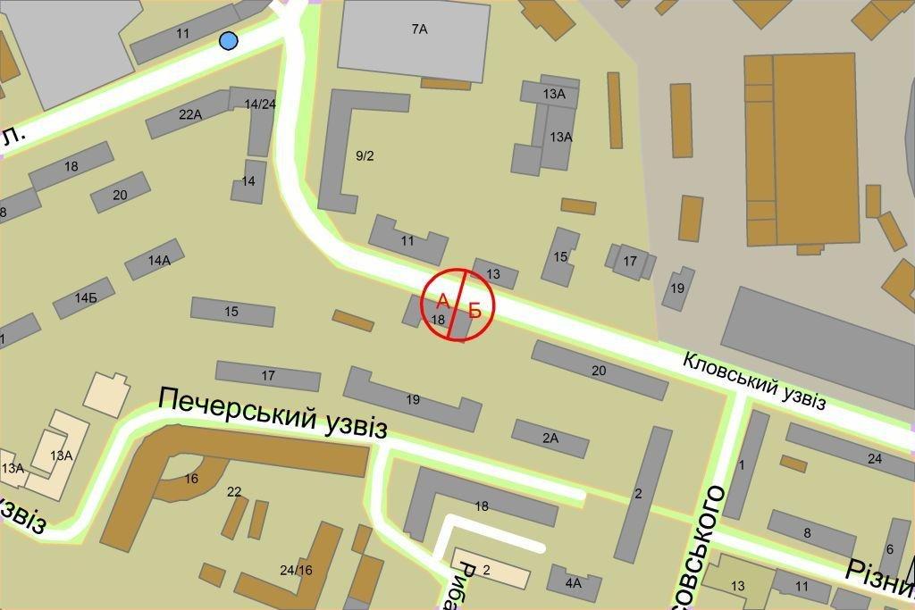 IDMedia Наружная реклама в городе Киев (Киевская область), Ситилайт в городе Киев №236934 схема