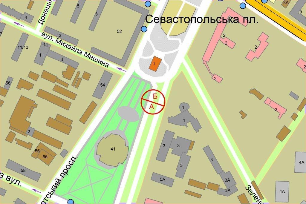 IDMedia Наружная реклама в городе Киев (Киевская область), Ситилайт в городе Киев №236946 схема