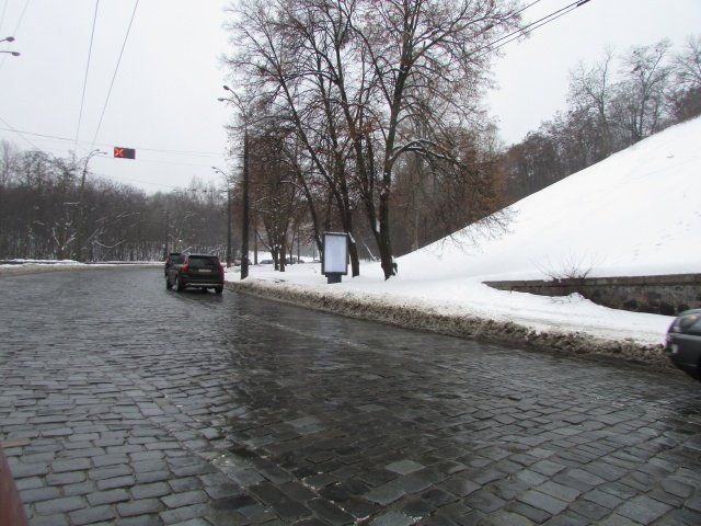 Ситилайт №237217 в городе Киев (Киевская область), размещение наружной рекламы, IDMedia-аренда по самым низким ценам!