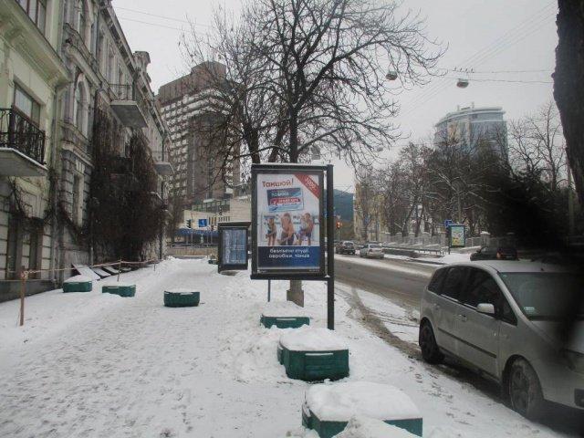 Ситилайт №237431 в городе Киев (Киевская область), размещение наружной рекламы, IDMedia-аренда по самым низким ценам!