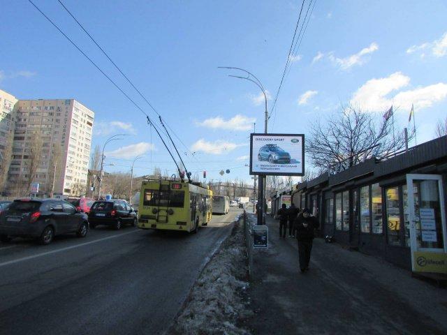 Экран №238203 в городе Киев (Киевская область), размещение наружной рекламы, IDMedia-аренда по самым низким ценам!