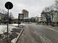 Ситилайт №238283 в городе Киев (Киевская область), размещение наружной рекламы, IDMedia-аренда по самым низким ценам!