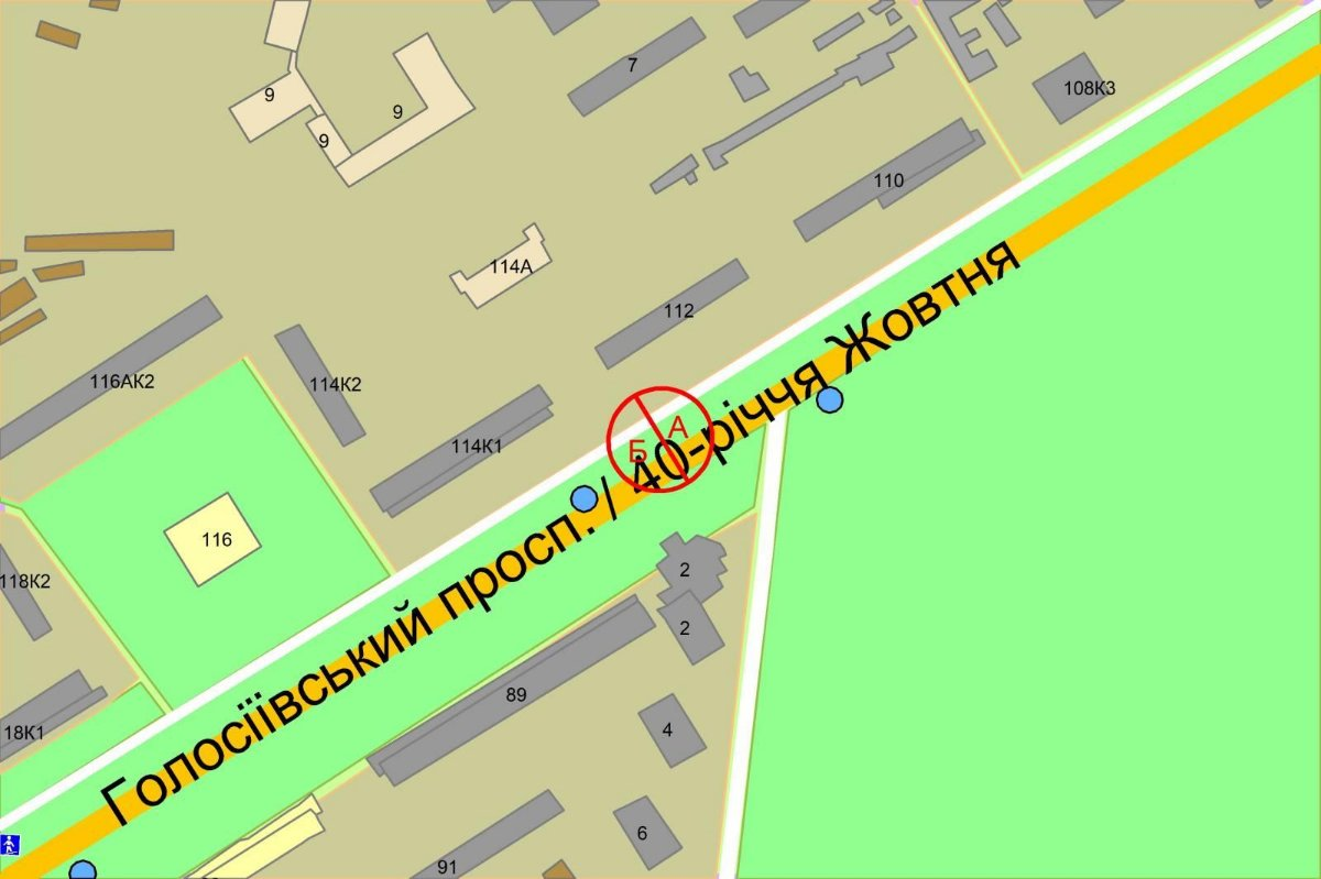 IDMedia Наружная реклама в городе Киев (Киевская область), Скролл в городе Киев №238301 схема