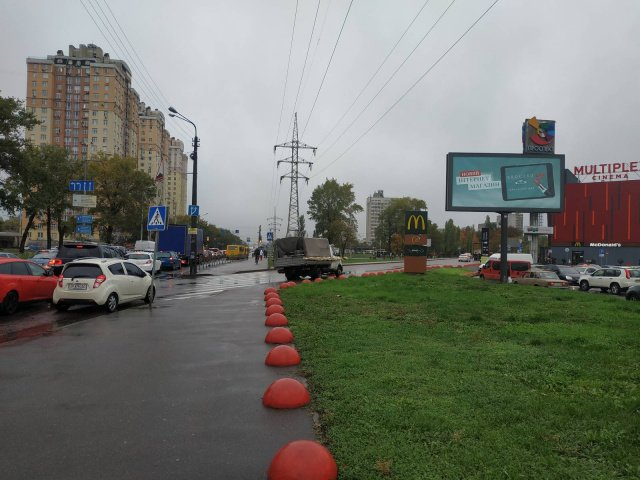 Скролл №238381 в городе Киев (Киевская область), размещение наружной рекламы, IDMedia-аренда по самым низким ценам!