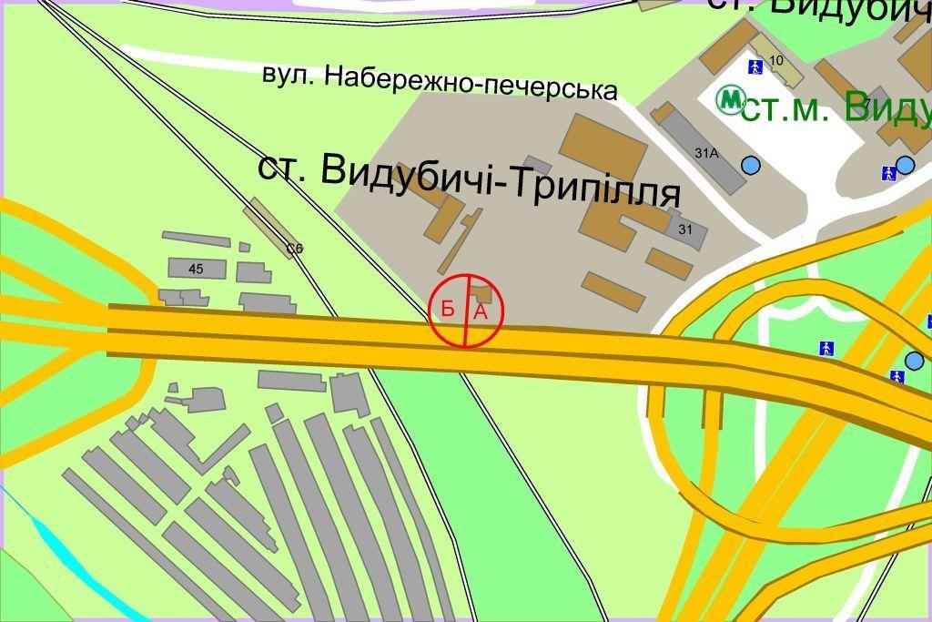 IDMedia Наружная реклама в городе Киев (Киевская область), Бэклайт в городе Киев №238487 схема