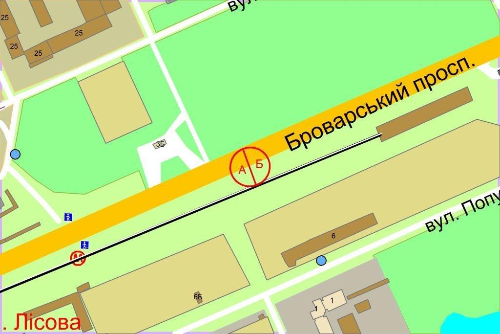 IDMedia Наружная реклама в городе Киев (Киевская область), Бэклайт в городе Киев №238495 схема