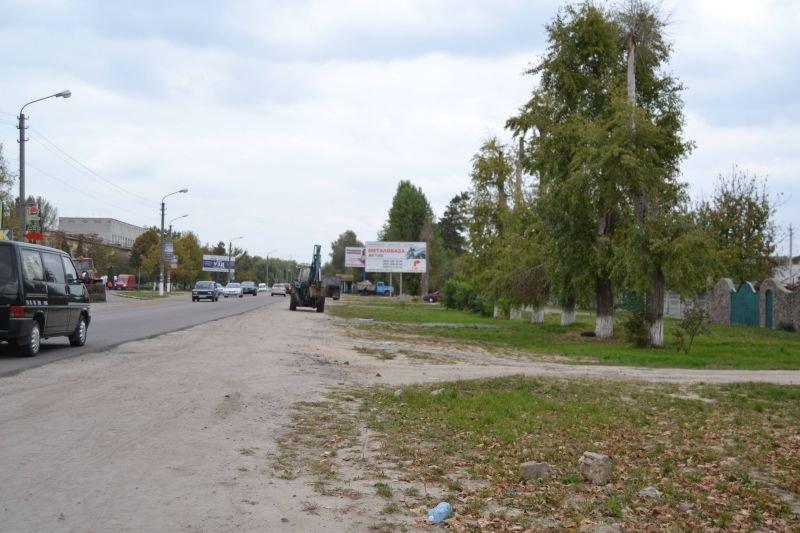 Билборд №238585 в городе Васильков (Киевская область), размещение наружной рекламы, IDMedia-аренда по самым низким ценам!