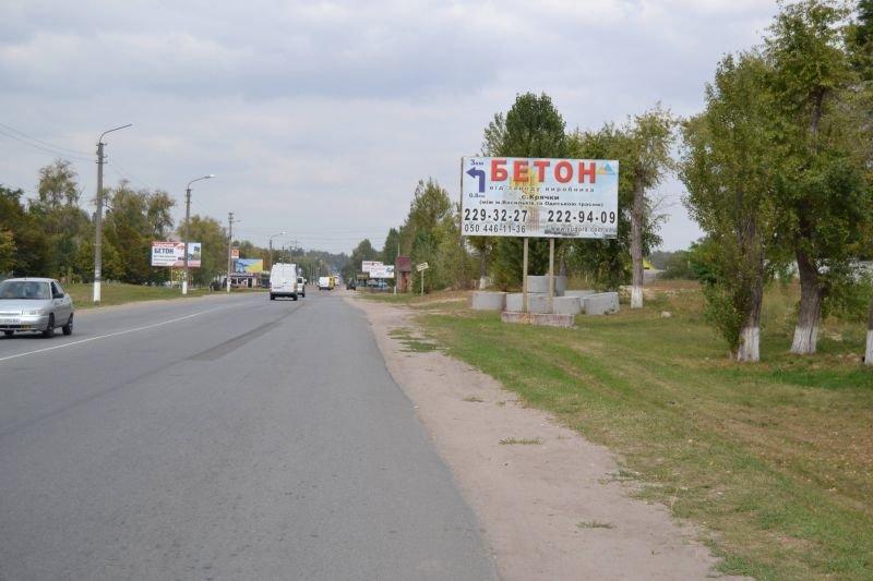Билборд №238590 в городе Васильков (Киевская область), размещение наружной рекламы, IDMedia-аренда по самым низким ценам!