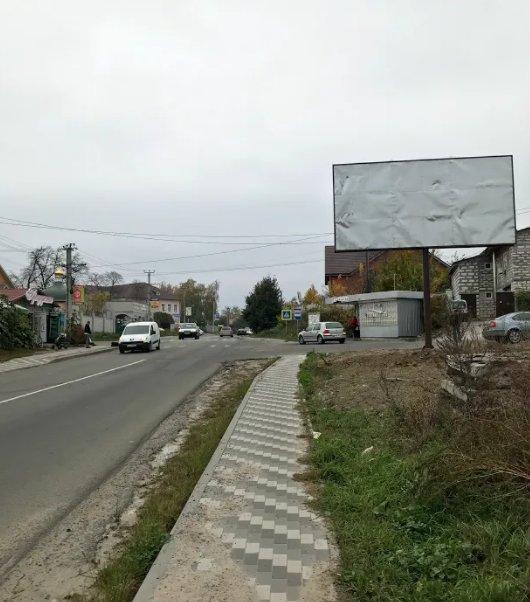 Билборд №238620 в городе Гатное (Киевская область), размещение наружной рекламы, IDMedia-аренда по самым низким ценам!