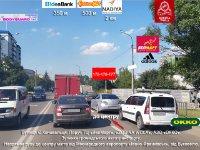 Билборд №238633 в городе Ивано-Франковск (Ивано-Франковская область), размещение наружной рекламы, IDMedia-аренда по самым низким ценам!