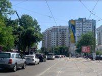 Брандмауэр №238652 в городе Одесса (Одесская область), размещение наружной рекламы, IDMedia-аренда по самым низким ценам!