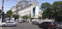 Брандмауэр №238656 в городе Одесса (Одесская область), размещение наружной рекламы, IDMedia-аренда по самым низким ценам!
