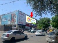 Брандмауэр №238657 в городе Одесса (Одесская область), размещение наружной рекламы, IDMedia-аренда по самым низким ценам!