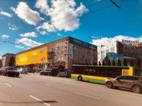 Брандмауэр №238670 в городе Винница (Винницкая область), размещение наружной рекламы, IDMedia-аренда по самым низким ценам!