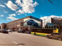 Брандмауэр №238671 в городе Винница (Винницкая область), размещение наружной рекламы, IDMedia-аренда по самым низким ценам!