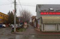Ситилайт №238676 в городе Умань (Черкасская область), размещение наружной рекламы, IDMedia-аренда по самым низким ценам!