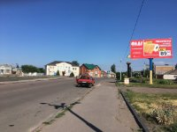 Билборд №238706 в городе Черняхов (Житомирская область), размещение наружной рекламы, IDMedia-аренда по самым низким ценам!