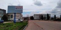 Билборд №238707 в городе Черняхов (Житомирская область), размещение наружной рекламы, IDMedia-аренда по самым низким ценам!