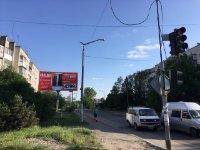 Билборд №238746 в городе Малин (Житомирская область), размещение наружной рекламы, IDMedia-аренда по самым низким ценам!