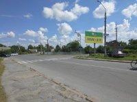 Билборд №238753 в городе Романов (Волынская область), размещение наружной рекламы, IDMedia-аренда по самым низким ценам!